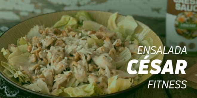Ensalada César Fitness