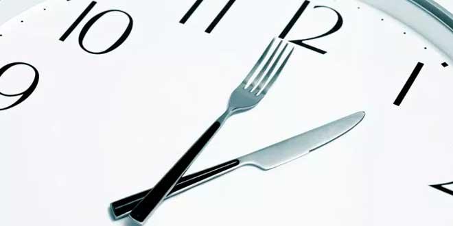 5 comidas al dia