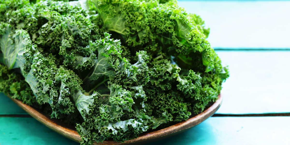 ¿Es el Kale un alimento rico en Vitamina C?