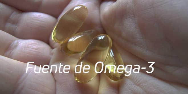 fuente omega-3 krill