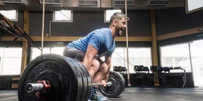 Planificar entrenamiento peso muerto