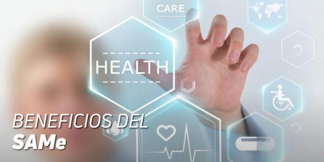 SAMe (S-Adenosil Metionina) y Beneficios para la Salud