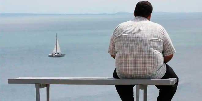 Sobrepeso y Sedentarismo