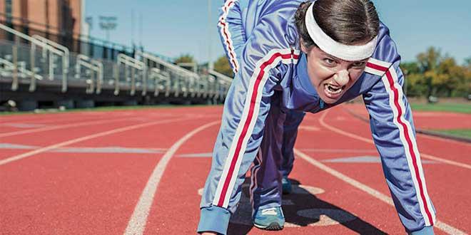 Hacer una hora de deporte al día