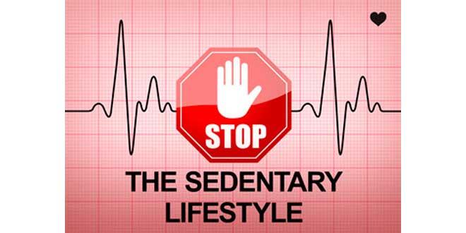 Vida sedentaria