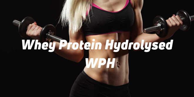 Hydrolysed Whey Protein o Proteínas Hidrolizadas de Suero