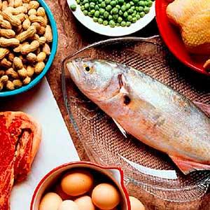 alimentos com aminoácidos