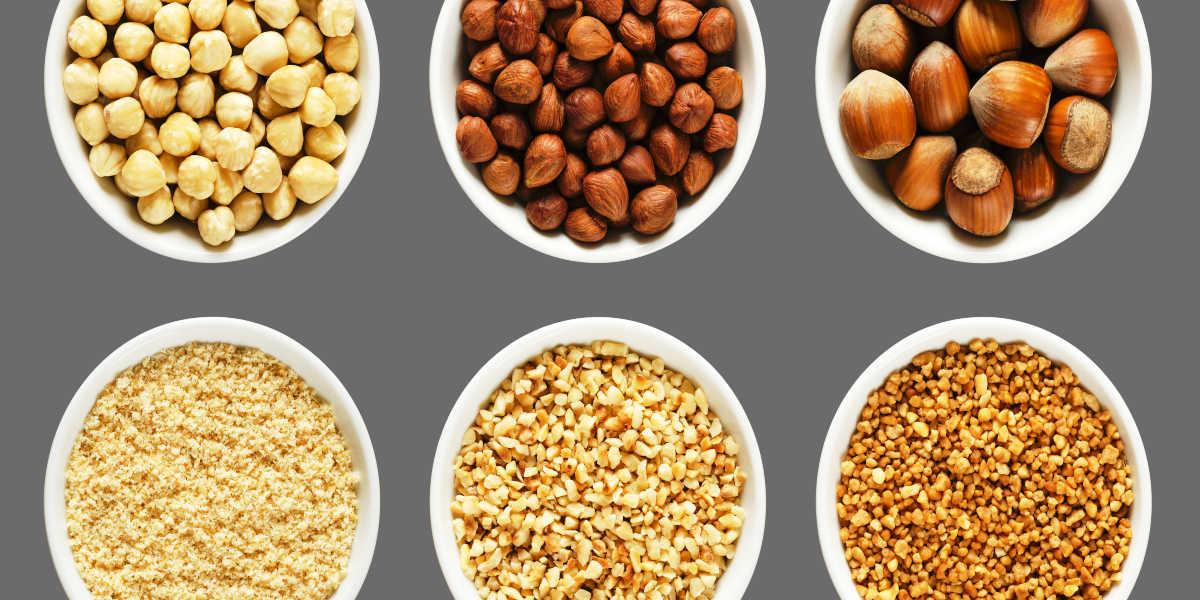 ¿Qué frutos secos son una buena fuente de Coenzima Q10?