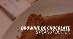 Brownie Chocolate Peanut Butter