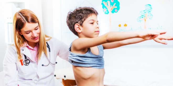 Desarrollo de los niños y vitamina K