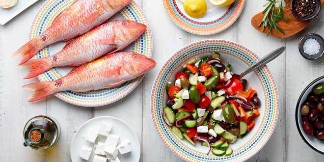Dieta Mediterranea para bajar trigliceridos