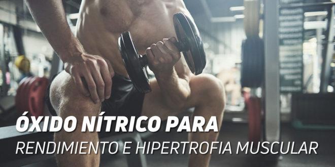 Óxido Nítrico: Qué es y Cómo influye en el Rendimiento e Hipertrofia