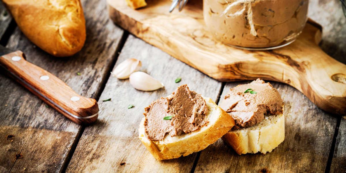 ¿Es el paté un alimento que aporta B12?