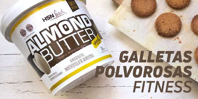 Galletas Polvorosas Fitness
