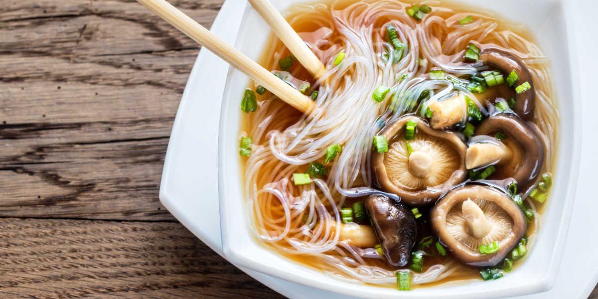 ¿Cómo cocinar Hongo Shiitake?