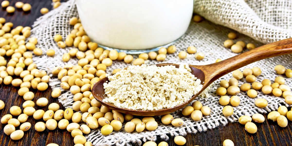 ¿Qué efectos produce la lecitina de soja?