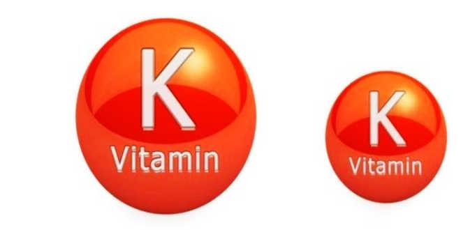 Suplementos vitamina K