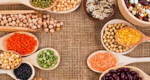 Top fuentes proteínas vegetales