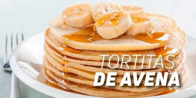 tortitas avena