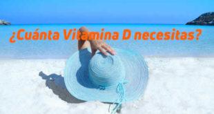 Dosis Vitamina D