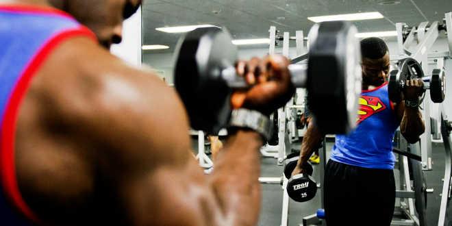 Avena para ganar músculo
