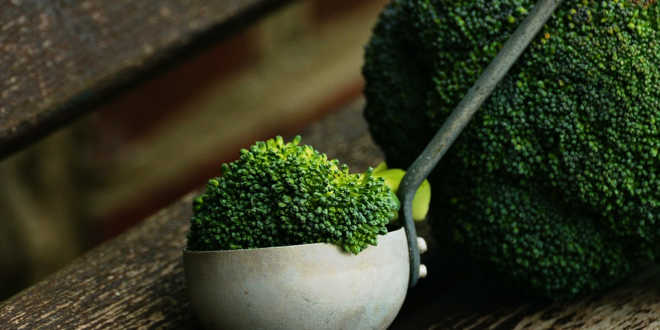 Brócoli y betacaroteno