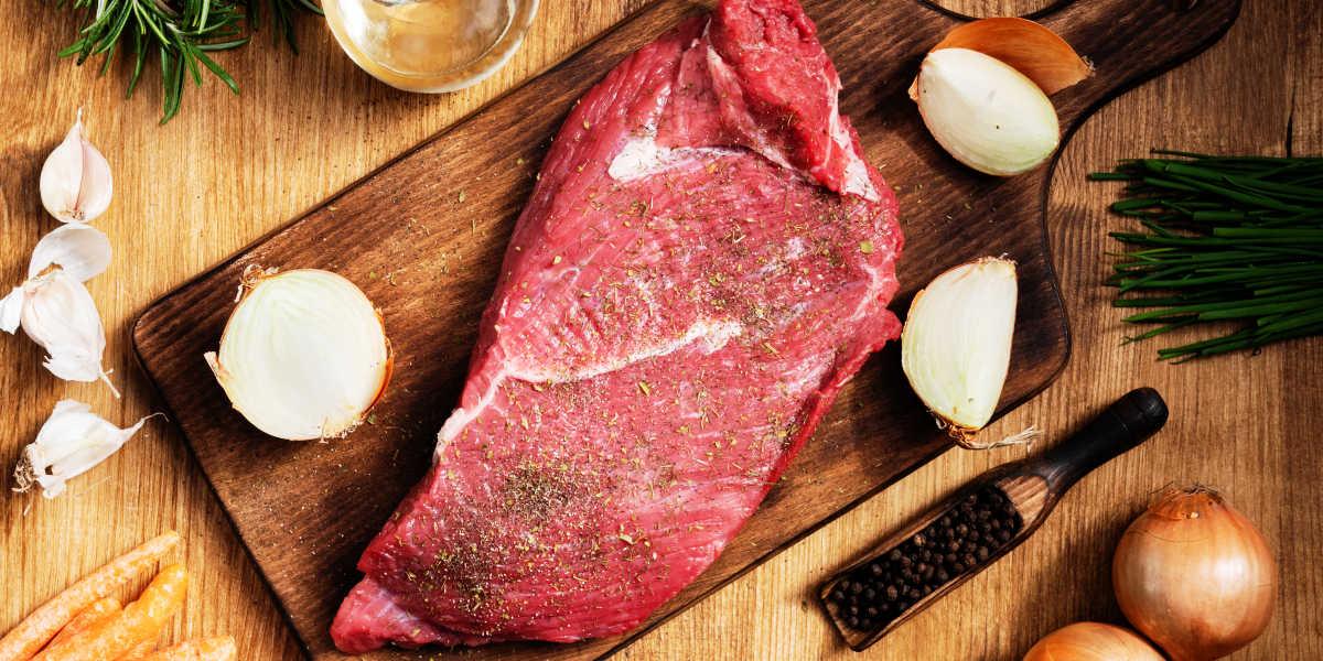 ¿Es la carne roja la principal fuente de proteína?