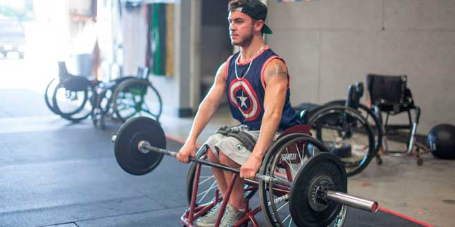¿Qué es Crossfit Adaptative?