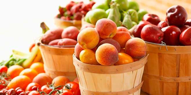 Comer mas frutas