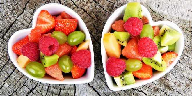 Frutas como fuente ácido caprílico