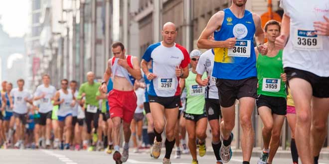 Grasas y Deportes de Larga distancia