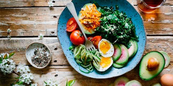 ¿Qué comer para estar sanos?