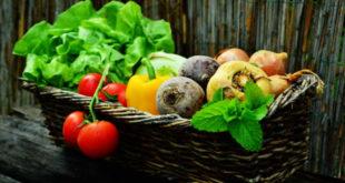 Verduras y betacarotenos