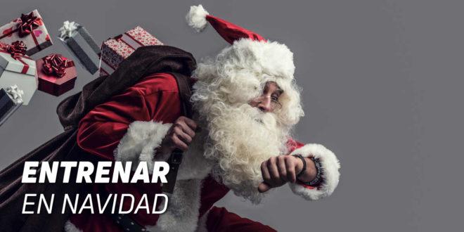 5 Consejos y Rutinas para entrenar en Navidad