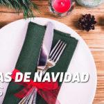 Recetas de Navidad Fitness 2019