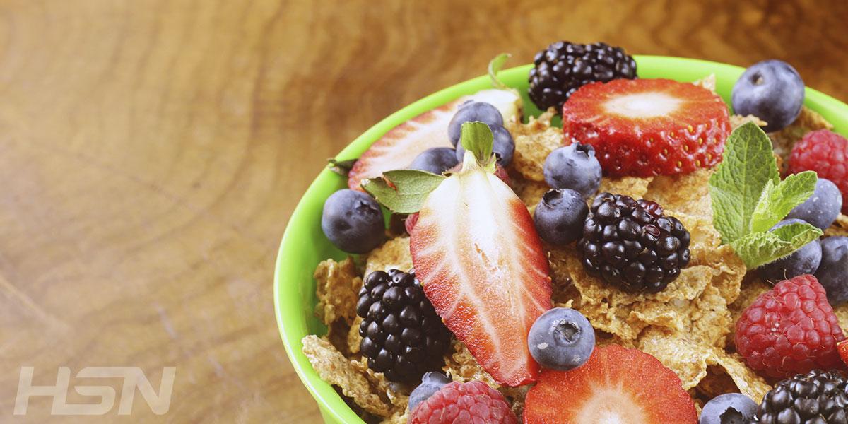 Frutas fuente de Inositol