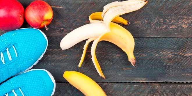 Plátanos para los deportistas