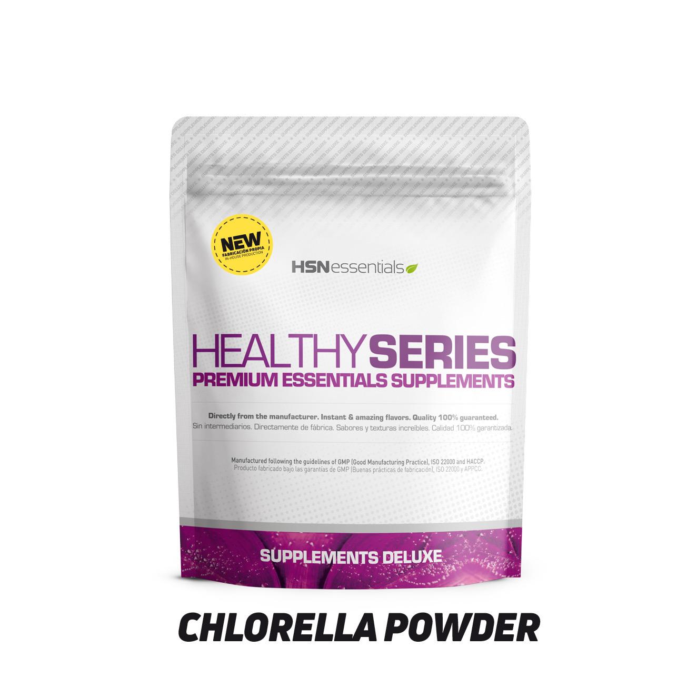 Comprar Chlorella en Polvo de HSNessentials