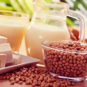 Cómo tomar isoflavonas de soja