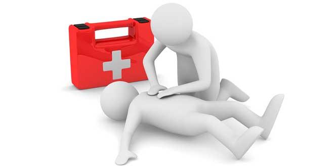 Aplicar primeros auxilios