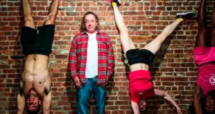 Entrevista a Greg Glassman fundador de CrossFit
