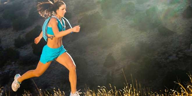 Hidratacion en la mujer corredora