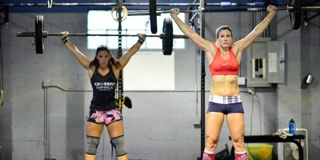 El papel de las mujeres en CrossFit