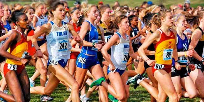 Mujeres Corredoras de maratón