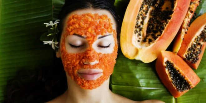 Papaya uso cosmético