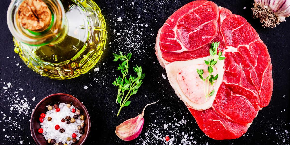 ¿Es la ternera la carne con más vitamina B?