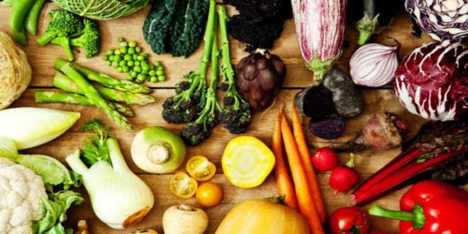 Verduras como fuente de selenio