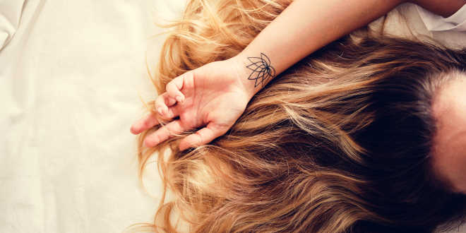 vitamina e y salud cabello