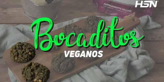 Bocaditos Veganos