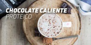 Receta Chocolate Caliente Proteico